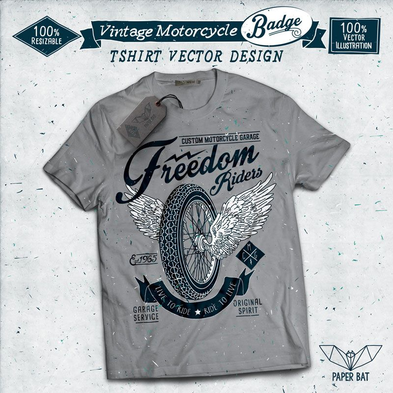 Vintage Motorcycle Shirts 28