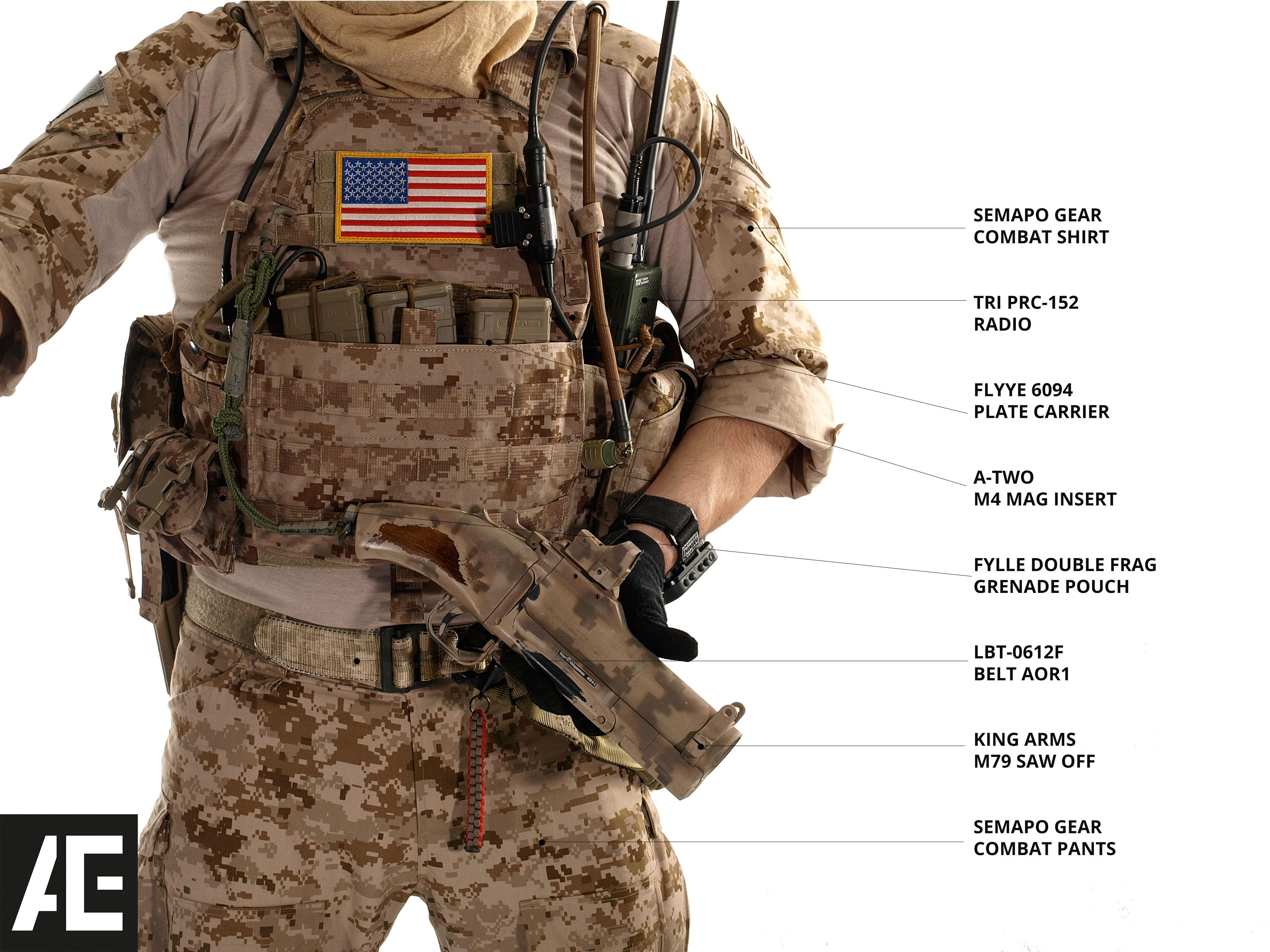 Favori Navy Seal Gear Kitlist 2013 | Bugging out, Prepping and Survival  TJ46