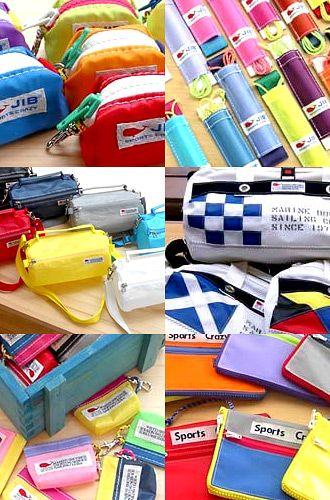 【From & Color】   ●Colorful!    手作りだから出来る多品種・小ロット    JIBで人気のライン、カラーコンビは、手作りだから出来る「多品種・小ロット」。