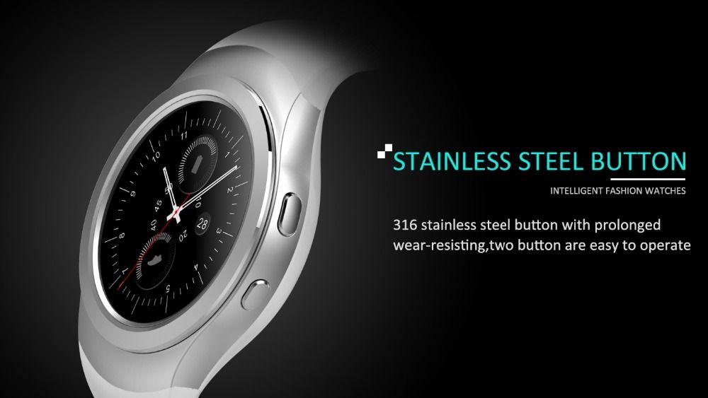 Bluetooth Smart Watch AS2 S2 Smartwatch ROTATING BEZEL clock