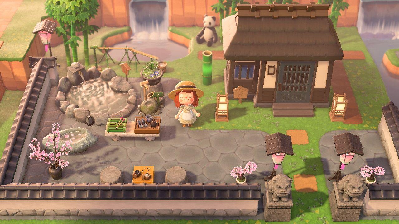 Animal Crossing 上的釘圖
