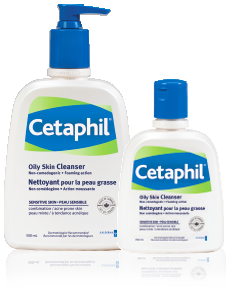 Cetaphil Oily Skin Cleanser Provides Effective Cleansing For Oily Combination Or Acne Pr Skin Cleanser Products Cleanser For Oily Skin Gentle Skin Cleanser
