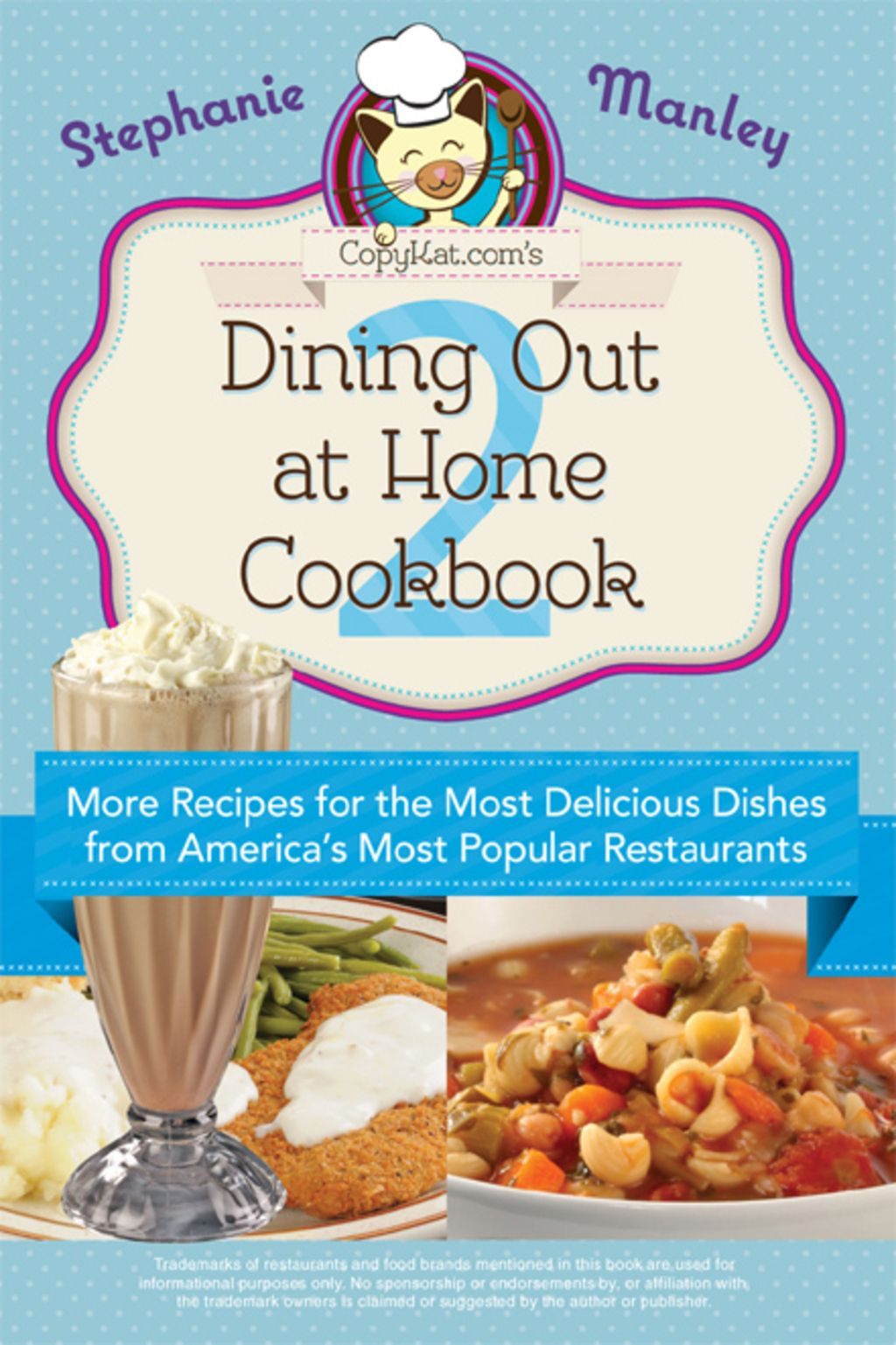 Dining Out At Home Cookbook 2 (eBook