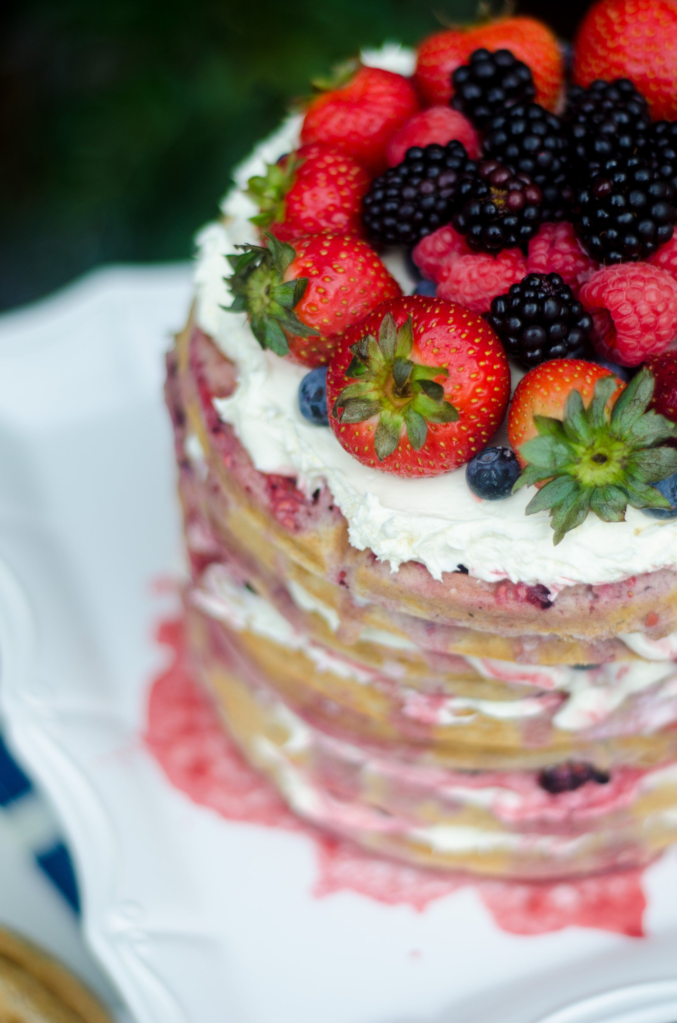 National Waffle Day | Meg Burke Photography with Fleur de Lis Event Consulting