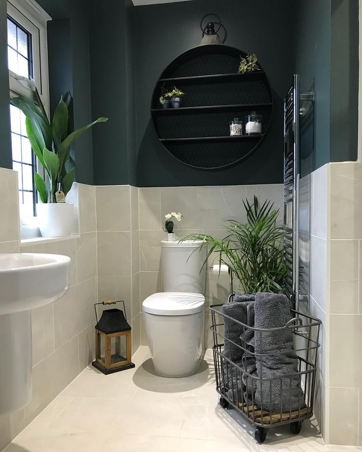 """Photo of Home Interior Decor on Instagram: """"The finished product in all its glory ? I am totally and utterly in love. From a room that was useful but not particularly attractive or…"""" – 2019 – Bathroom Diy"""