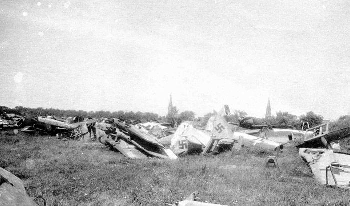 FW 190 Bf 109 Berlin Mai 1945 Luftwaffe Broken Eagles