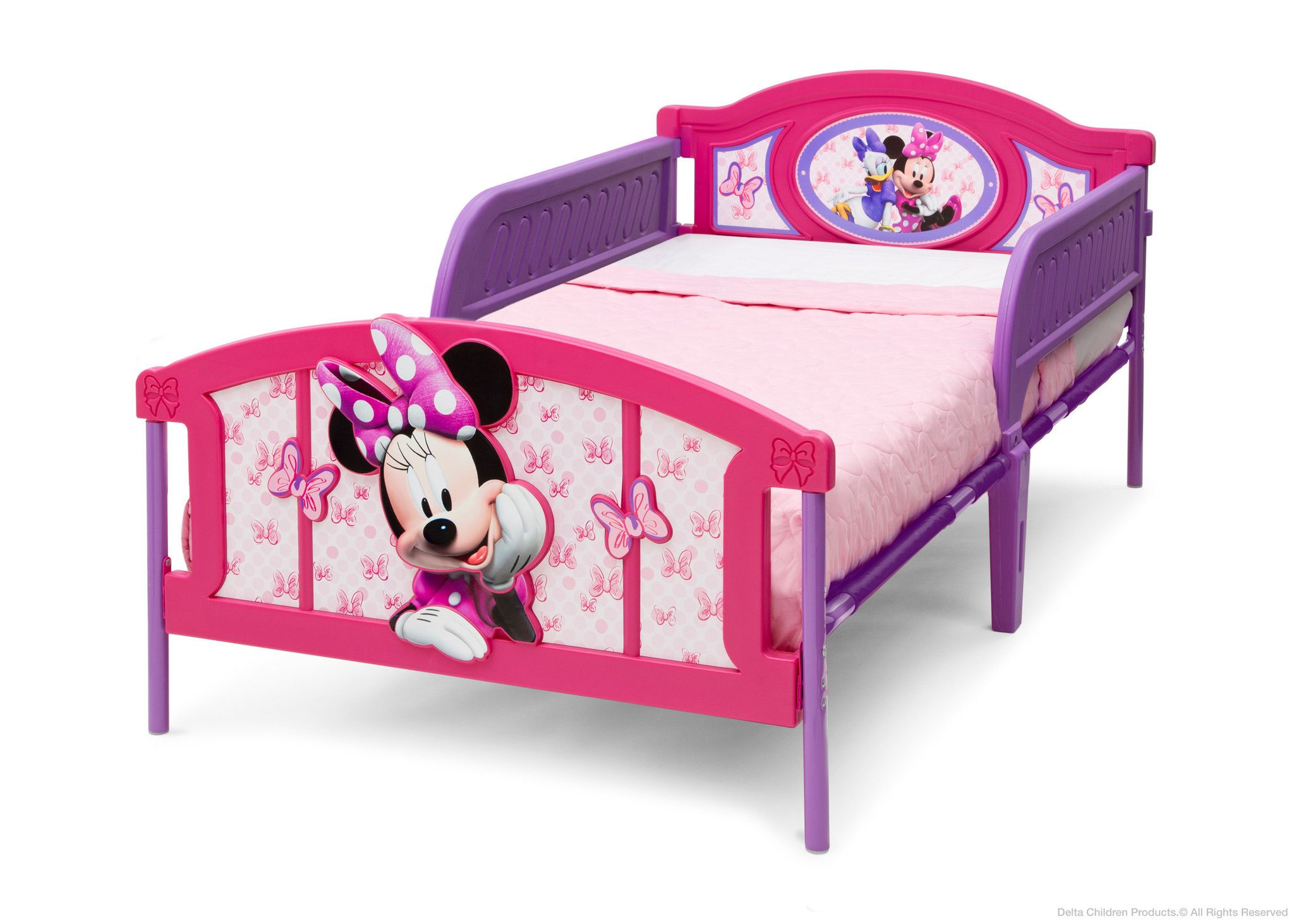 Minnie Mouse Wooden Twin Bedroom Collection Minnie Mouse Bedroom