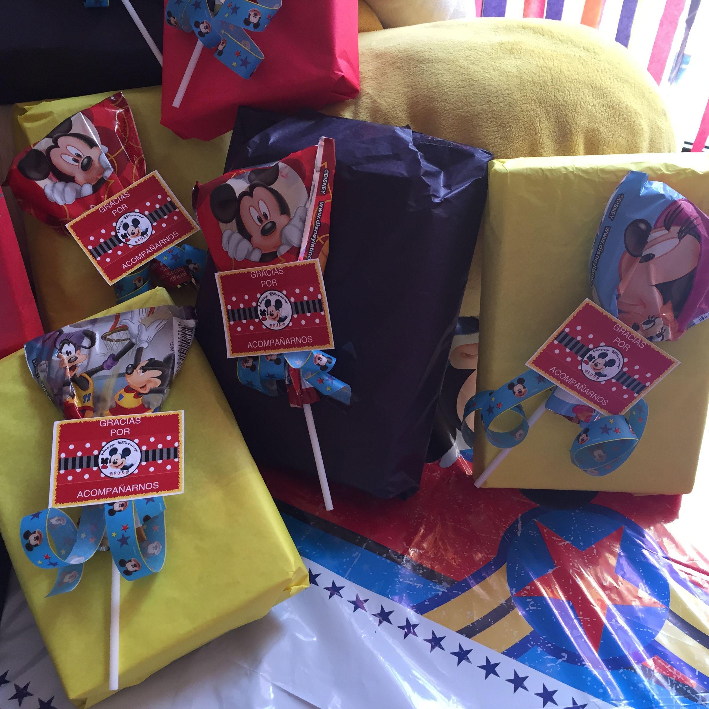 Regalos sorpresa mickey mouse cumplea os fiesta pi ata - Regalos para pinatas ...