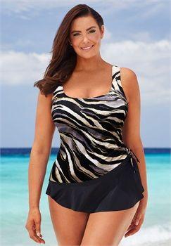 b221d9d53 Plus Size Swimwear: All Swimwear for Women | Woman Within | Clothing ...
