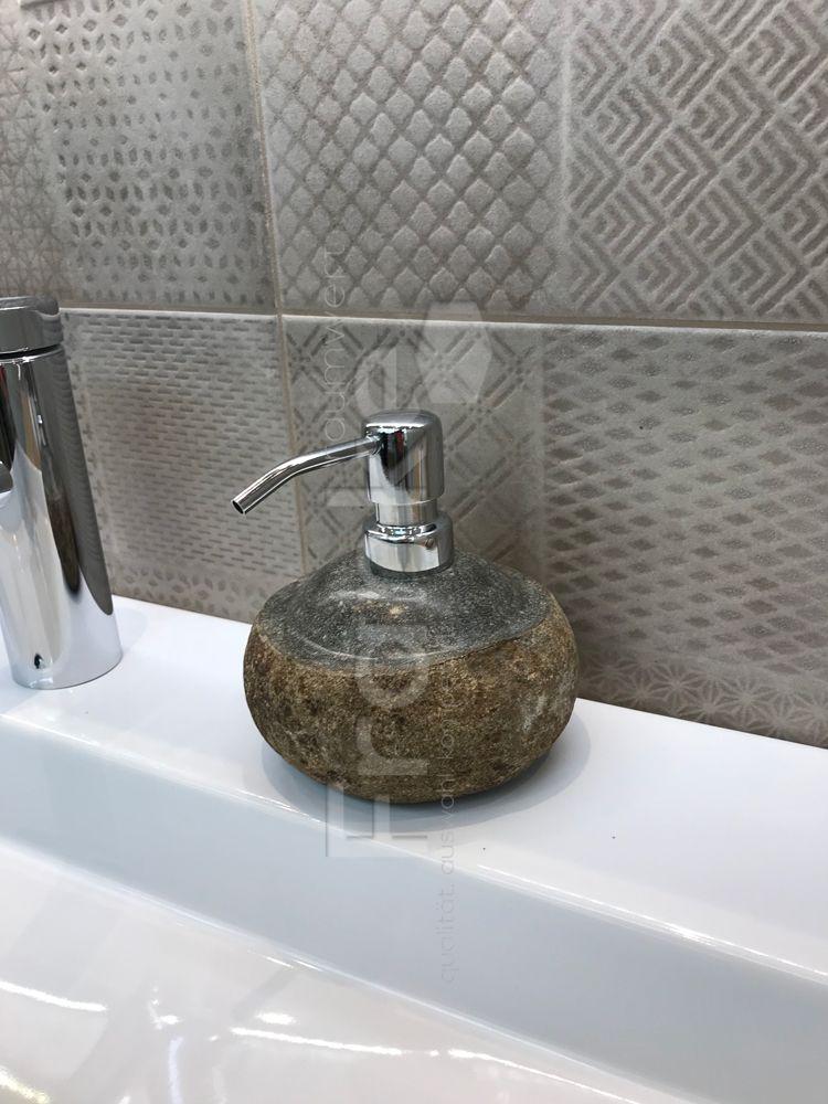 Badezimmer Outlet | Unser Dekorationstipp Der Woche Ein Naturgeformter Seifenspender