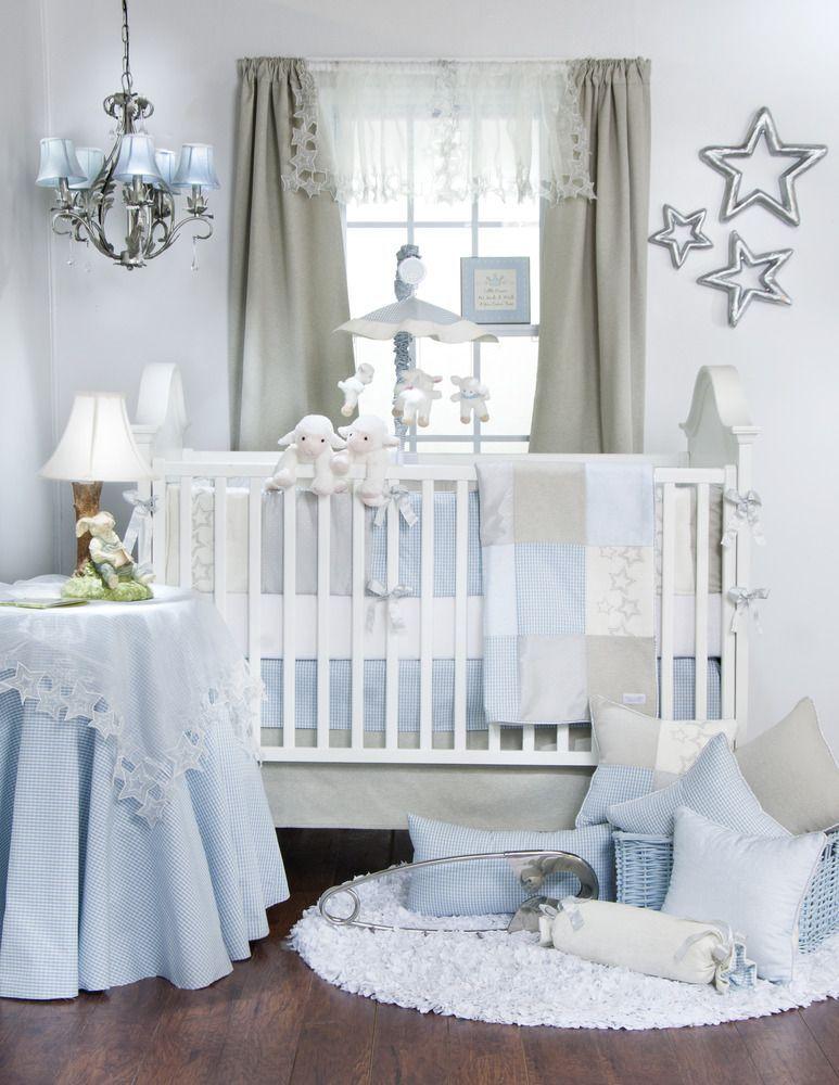 Le Little Star Crib Bedding