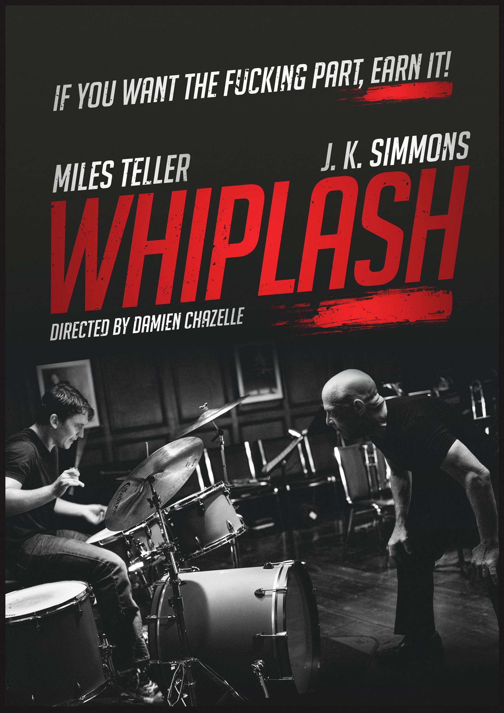 Whiplash Em Busca Da Perfeicao Whiplash 2014 Dir Damien