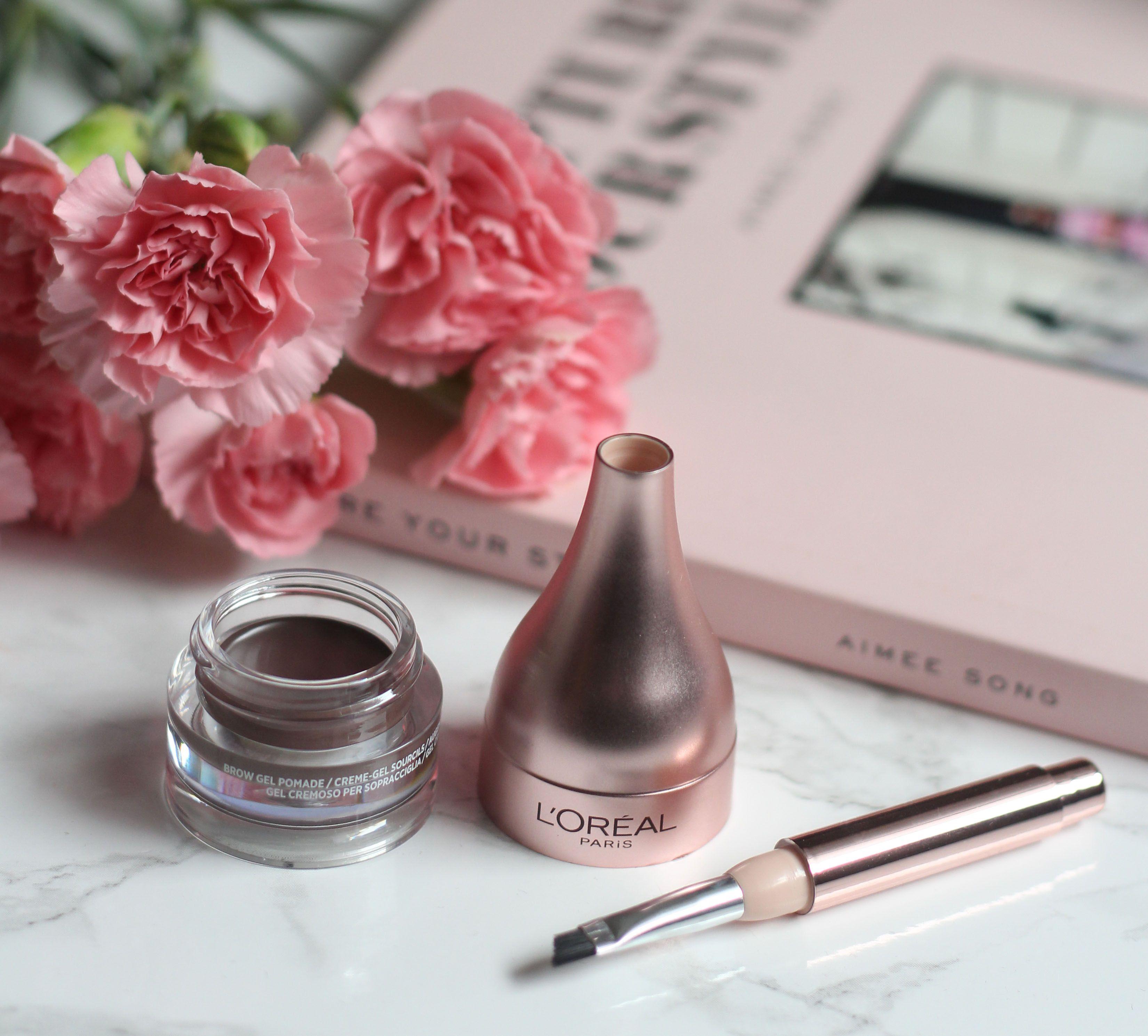 e0d7922d2d2 07/11/2017 10g L'Oréal Paris Paradise Brow Pomade CC 10€ | Makeup in ...