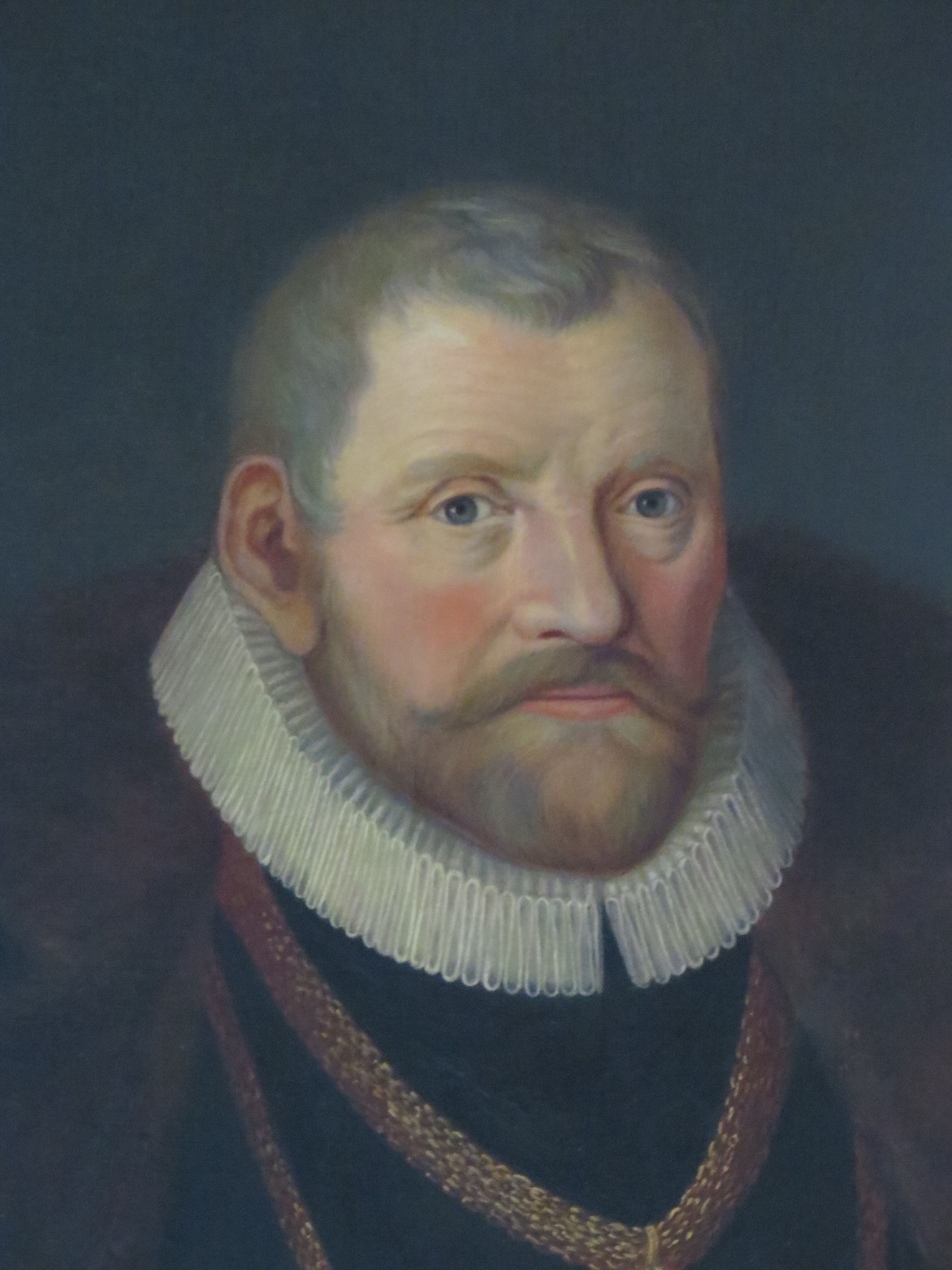 Christopher Walkendorff 1525-1601 Righofmester