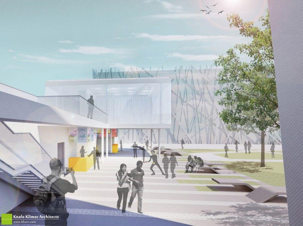 Milan Expo 2015: Knafo Klimor-Design Pavilion to Represent Israel