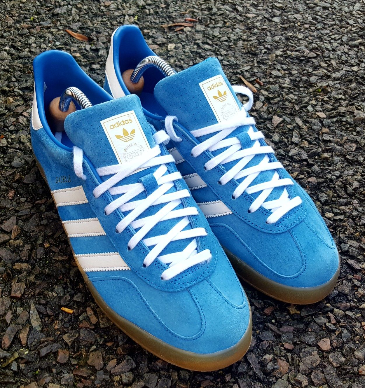 Adidas Originals Gazelle Indoor another pair for the