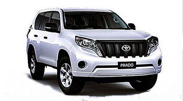 2018 Toyota Prado New Model Redesign & Spy Shots