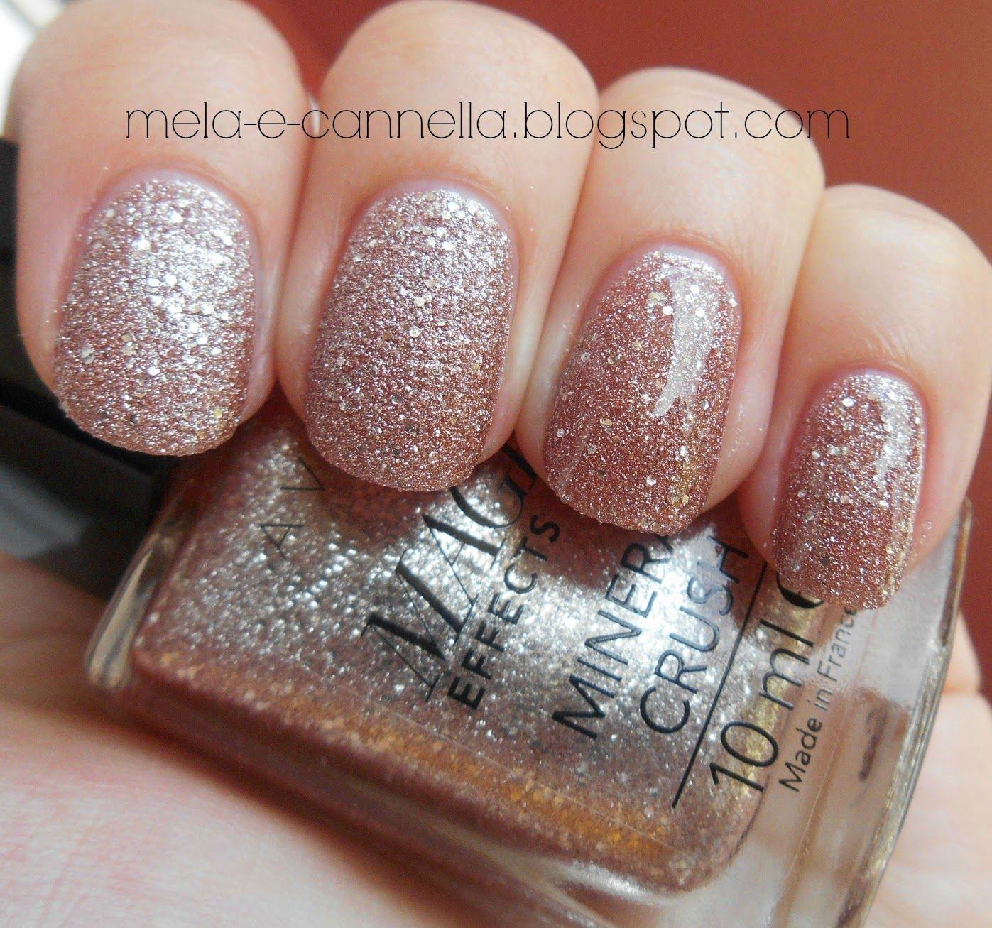 mela-e-cannella: Avon Magic Effects - Mineral Crush nail polish ...