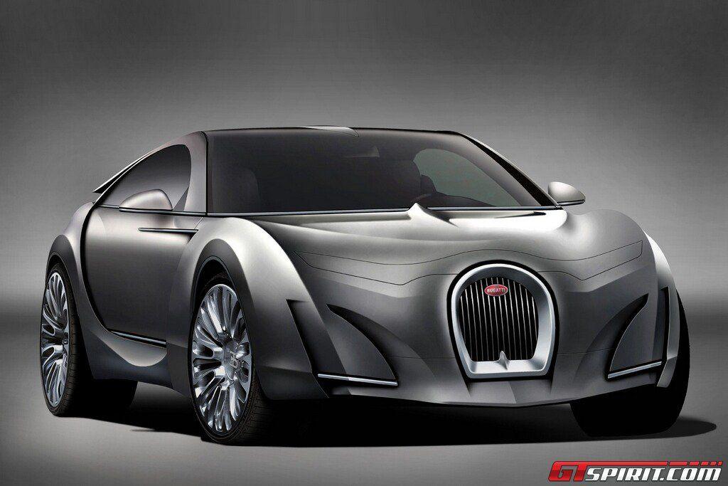 2018 Bugatti Galibier Sedan Concept