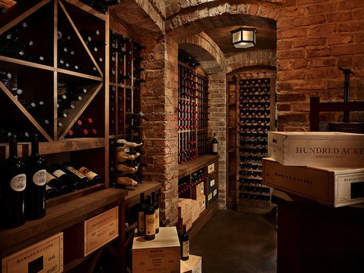 I Don't Think I've Ever Leave This Room If We Had This In Our House Classy Basement Wine Cellar Ideas