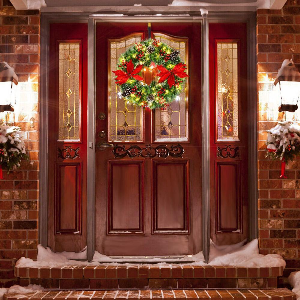 45++ 24 inch pre lit christmas wreath ideas in 2021