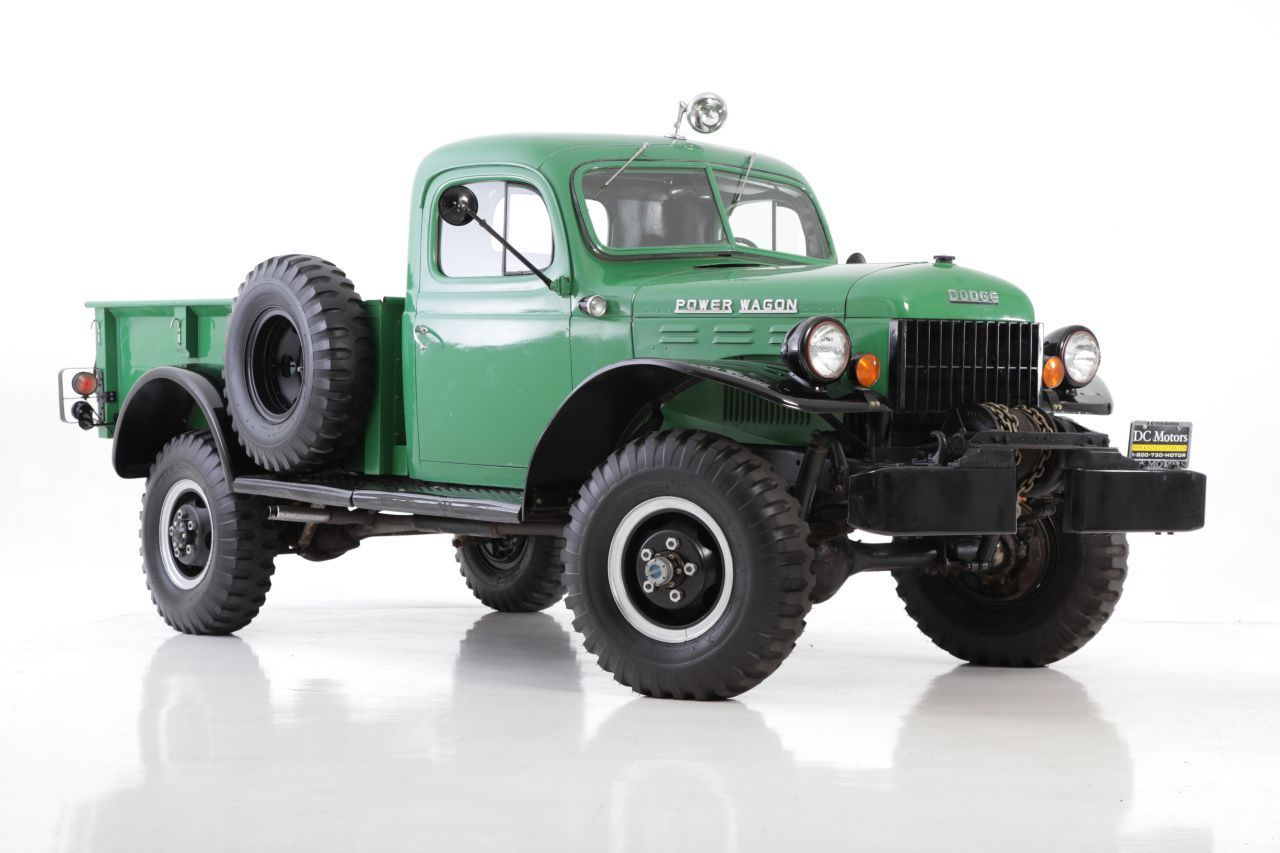 '47 Dodge Power Wagon | eBay #131112830743