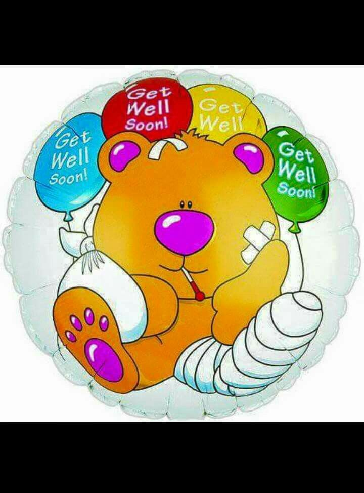 From laura get well wishes get well soon get well