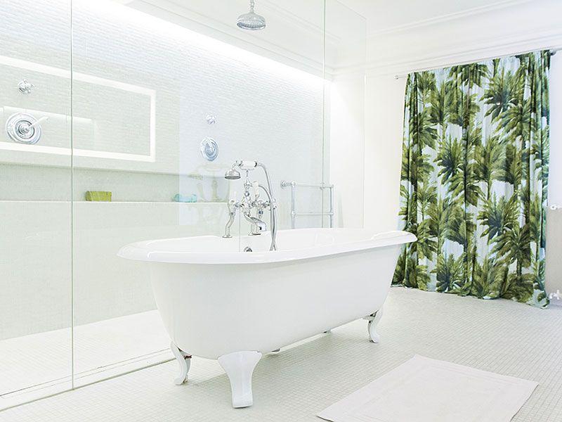 baignoire l 39 ancienne d co relax pinterest. Black Bedroom Furniture Sets. Home Design Ideas