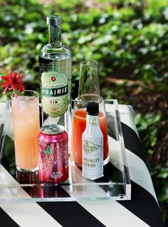 Grapefruit Gin Fizz Cocktail Recipe