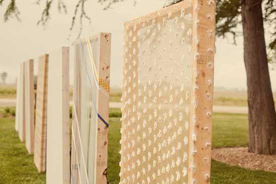 Katie Michaels Artistic Vintage Meets Modern Farm Wedding