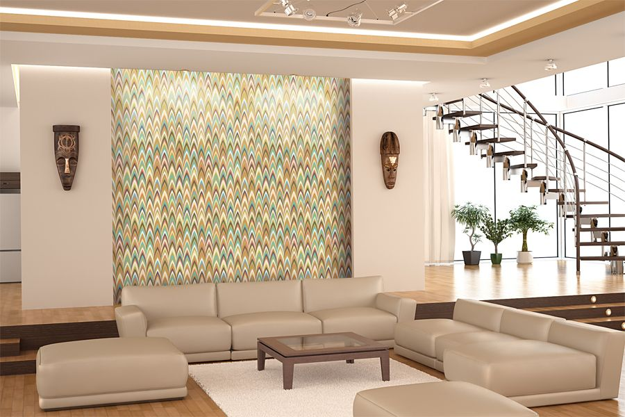 pastelowy salon httpmural24plfototapetydosalonu