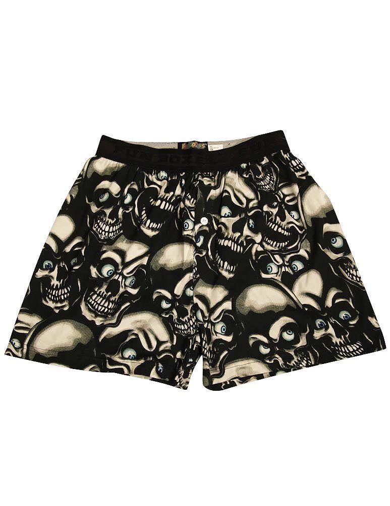 d76eca136d skull boxer briefs - Google Search. skull boxer briefs - Google Search  Heavy Metal Fashion ...