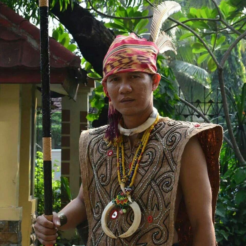 Borneo, Indonesia, Ethnic