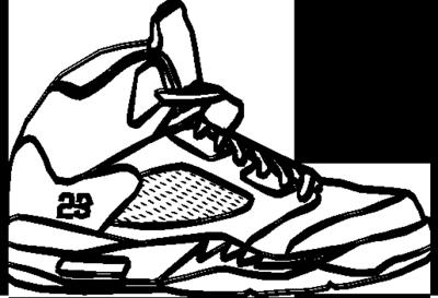 Jordan Print Sheet Psd Detail Air Jordan 5 Official Psds Air 5 Coloring Page