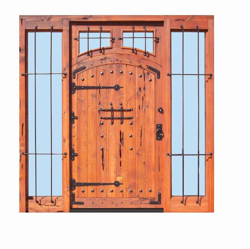 Puerta personalizado - Seguridad Castillo Fortaleza de la puerta - 3213AT