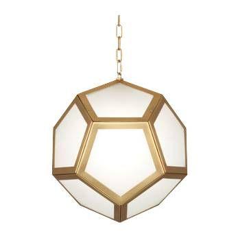 Pythagoras Pendant by Mary McDonald at Lumens.com