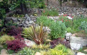 Attractive Home Rock Garden Ideas, Pictures Of Rock Gardens   Valiet.org