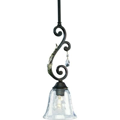 Thomasville Lighting | Savona Collection Cognac 1-light Mini-Pendant | Home Depot Canada