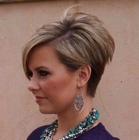 Short Stacked Hairstyles Cute Short Stacked Haircuts  Baby Quarto  Pinterest  Short Hair