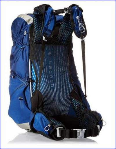 Osprey Exos 58 Pack Review Ultra Lightweight Minimalist Design Osprey Exos Weekend Backpack Osprey