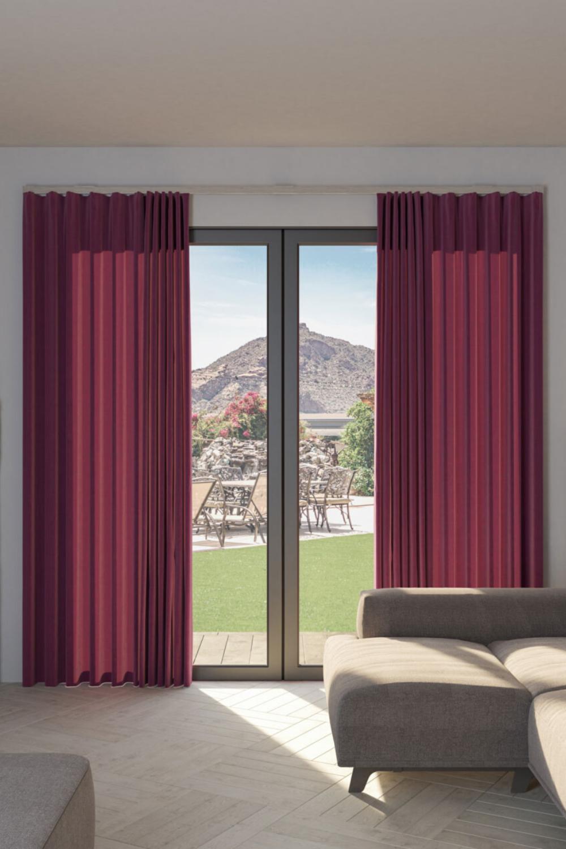 Breng een accentkleur in huis met deze prachtige gordijnen van Mottura.   #fleurinck #tende #mottura #raamdecoratie #raamdecoratieopmaat #gordijnen #gordijnenopmaat #gordijn #gordijnstoffen #gordijnstof #binnenkijken #decoratie #gezelligwonen #interieur #interieurinspiratie #interieurstyling #binnenhuisinspiratie #binnenhuisdecoratie #binnenhuisinrichting #binnenhuisadviseurs #interieurjunkie #interieuraddict #instawonen #sfeervolwonen #wonen #aalst #nieuwerkerken #wemmel