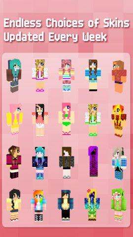 Girl Skins Minecraft Edition Minecraft Skins Minecraft Minecraft Girl Skins
