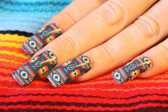 Navajo Nail Designs | Best Nail Designs 2018