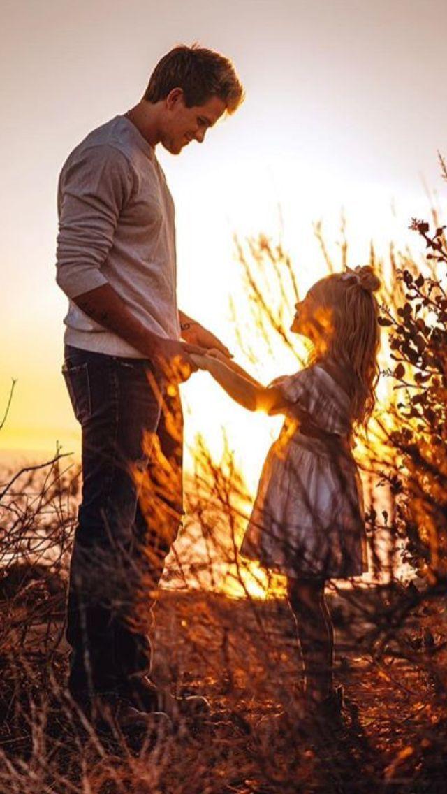 Tochter Gibt Ihr Bestes