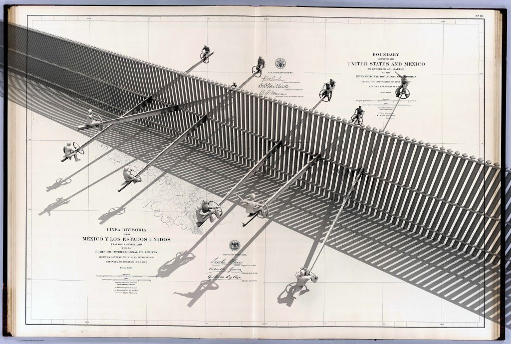 borderwall as architecture ronald rael and virginia san on border wall id=69886