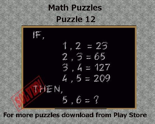 Pin By Ekamveer Singh On Quiz Maths Puzzles Chalkboard Quote Art Math