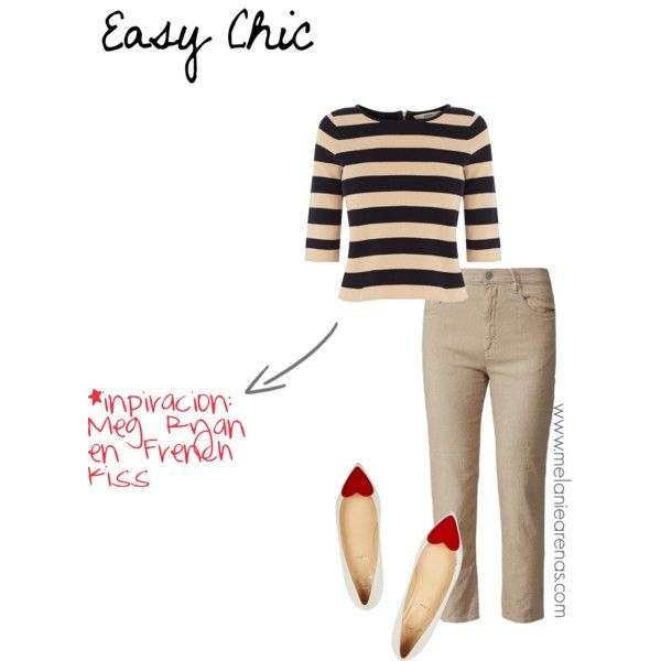 Stripes & Khaki