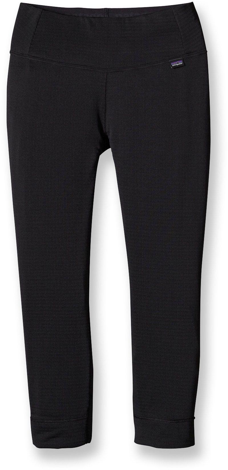 cf3142796b8d91 Patagonia Female Capilene Thermal Weight Boot-Length Long Underwear Bottoms  - Women's