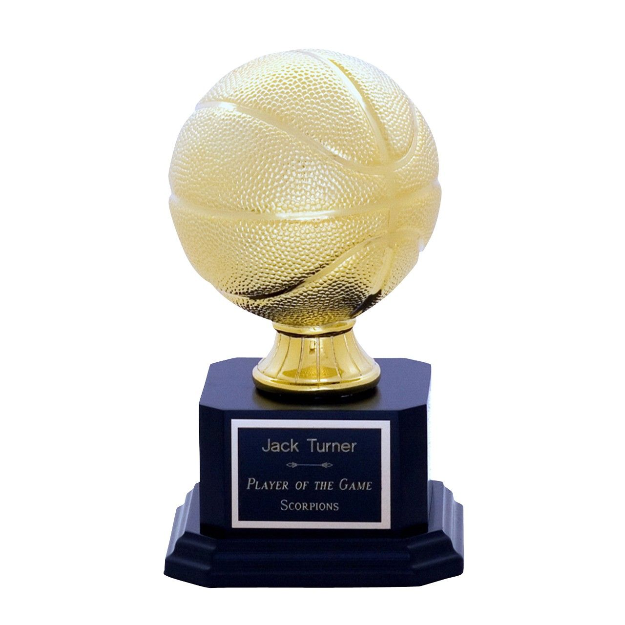 Golden Basketball Trophy | Basketball | Basketball trophies