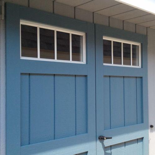 Shed Transom Window 10 X 23 White Shed Door Window Playhouse Shed Doors Transom Windows Windows And Doors